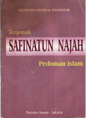 Download Terjemah Kitab Safinatun Najah